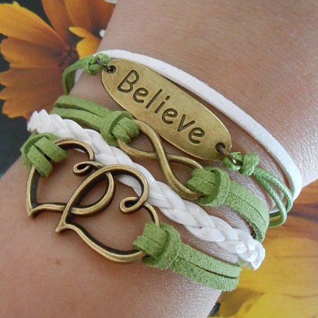 ica zelena - Believe