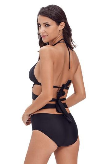 Ženske bikini kopalke Adele Black