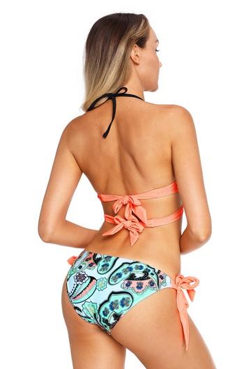 Ženske bikini kopalke EVELYN Coral