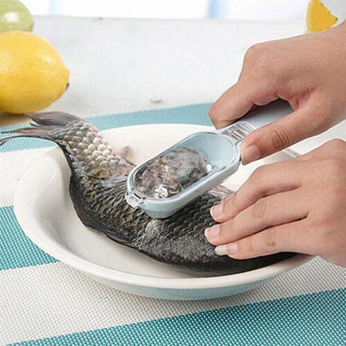 Čistilec lusk z ribe
