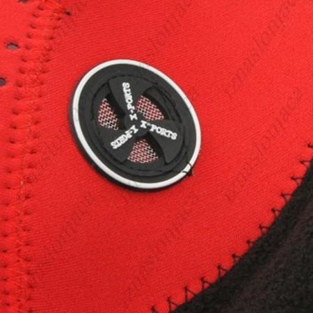 Obrazna zaščitna maska proti mrazu in vetru