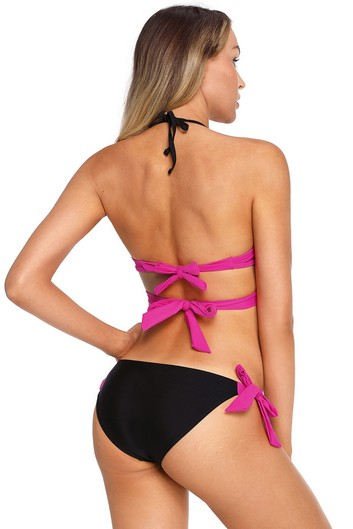 Ženske bikini kopalke EVELYN Rosy