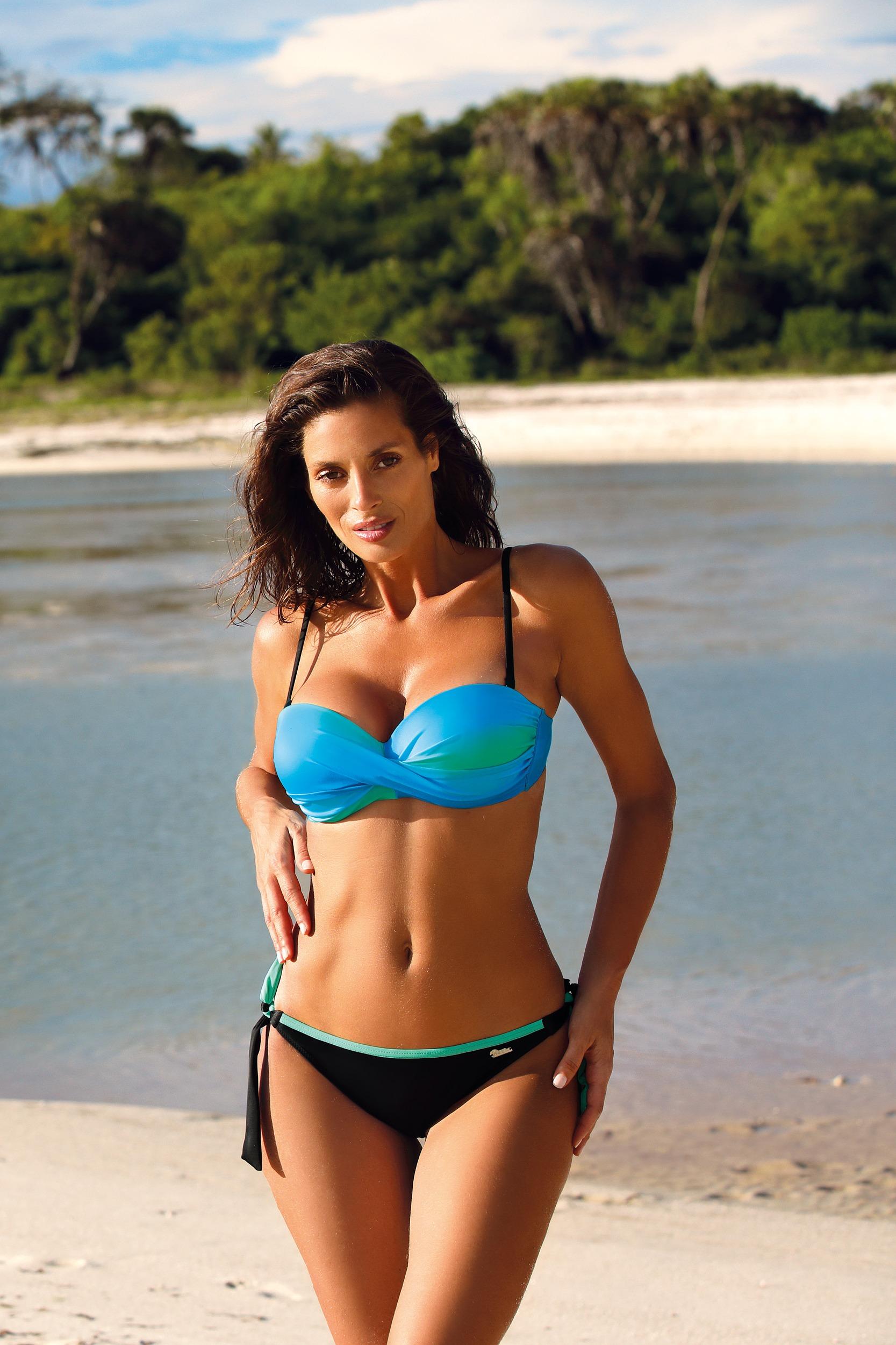 Ženske kopalke Donna Nero-Maladive