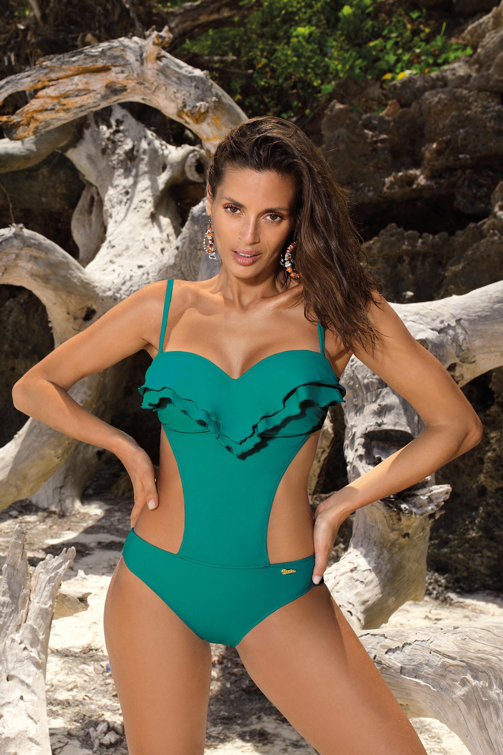 Ženske monokini kopalke Belinda Luxury