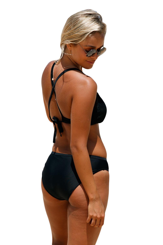 Ženske bikini kopalke JUSTINE Black