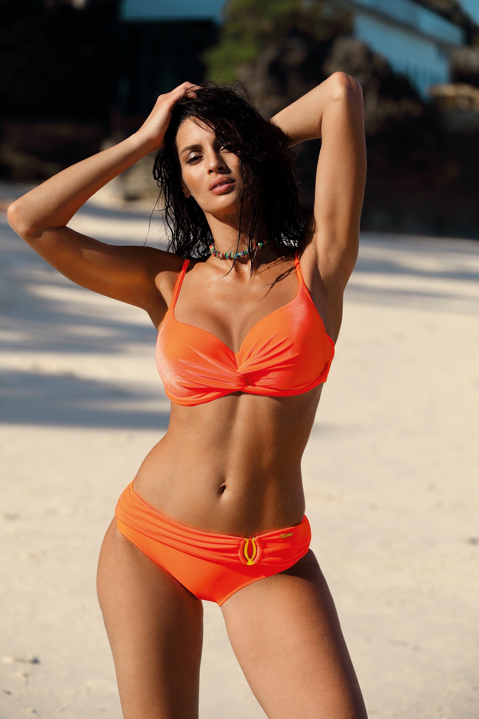 Ženske kopalke Rihanna Tropico