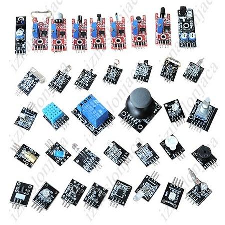 Komplet 37 senzorjev za arduino