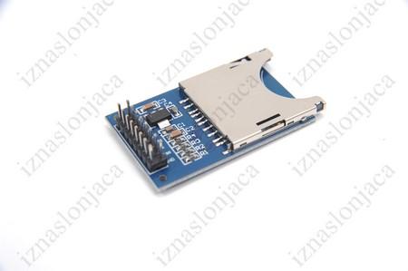 SD modul za arduino projekte