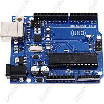 Arduino UNO Rev3 plošča za arduino
