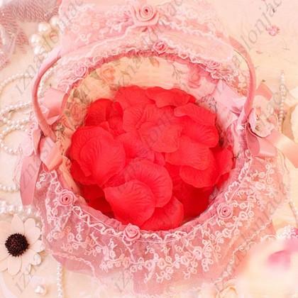 500 kosov listov vrtnic