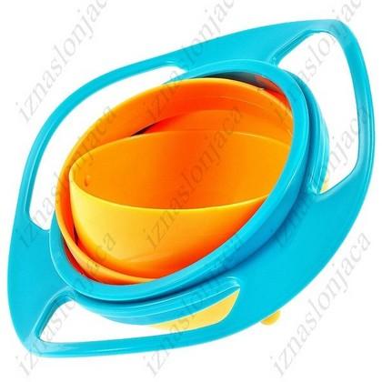 Čudežna skodelica brez polivanja