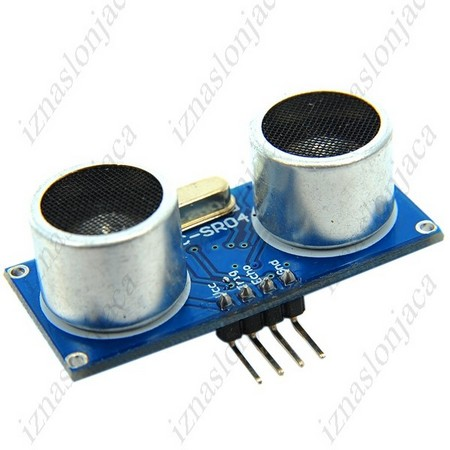Ultrasonični senzor za merjenje razdalje