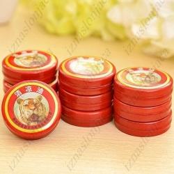 Originalna kitajska (tigrova) mast, rdeča, 3g