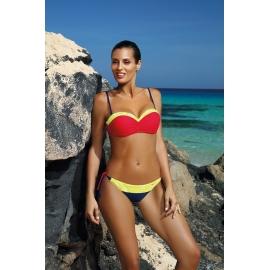 Ženske kopalke Felicia Blu Assoluto-Anaranjado M-491 (3)