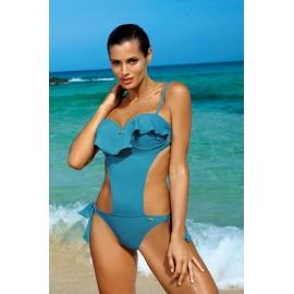 Ženske monokini kopalke Carmen Curacao M-468 (2)