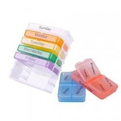 Organizator/škatlica za zdravila