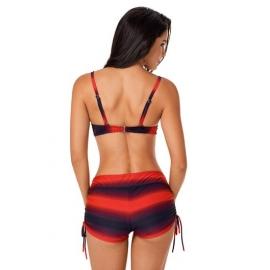 Ženske bikini kopalke ANABELLA Red