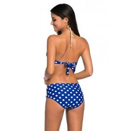 Ženske bikini kopalke KLEMENTINA Blue