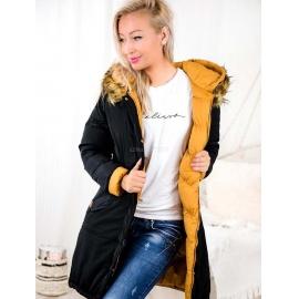 Ženska obojestranska zimska bunda