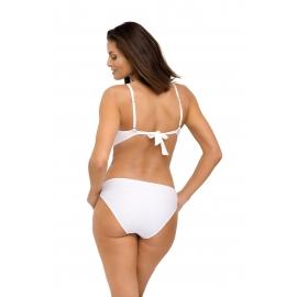 Ženske monokini kopalke Belinda Bianco