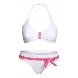 Ženske bikini kopalke LAURIE White