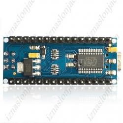 Nano 3.0 Atmel Atmega328P Mini-USB mikrokontrolna plošča za arduino