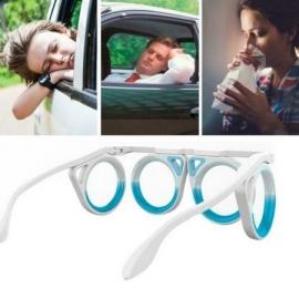 Očala proti slabosti med vožnjo z avtom