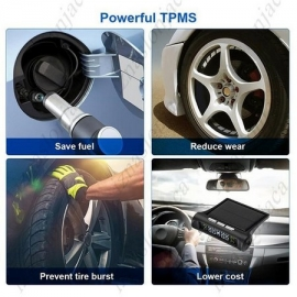 TPMS nadzor tlaka v pnevmatikah